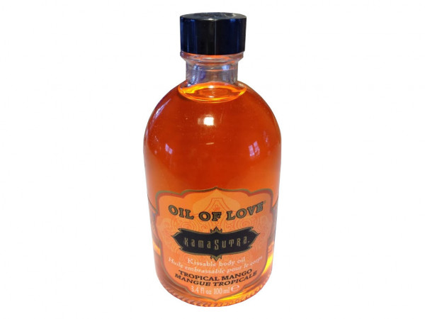 Original KAMASUTRA - Oil of Love - Tropical Mango - Massage Öl
