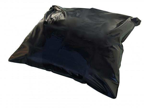 Lack Kopfkissen Bezug Vinyl Lack schwarz 80x80cm für Sexlaken von eXODA
