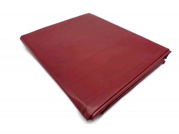 Sexlaken wasserdicht Bettlaken Bettwäsche dunkelrot 200x230 cm kein Latex von eXODA
